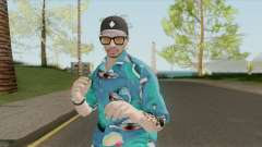 Skin V4 (GTA Online The Diamond Casino) for GTA San Andreas