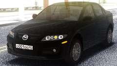 Mazda 6 MPS 2006 for GTA San Andreas