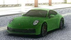 Porsche 911 992 for GTA San Andreas