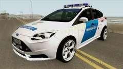 Ford Focus RS Magyar Rendorseg for GTA San Andreas