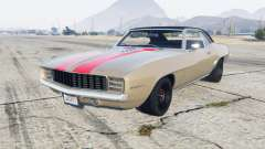 Chevrolet Camaro SS 1969 for GTA 5