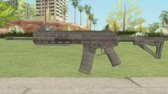 Default P416 (Tom Clancy The Division) for GTA San Andreas