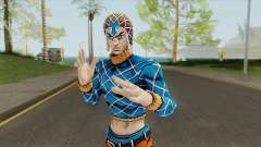 Mista (JoJo Bizarre Adventure: Golden Wind) for GTA San Andreas