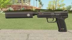 USP Pistol Suppressed (Insurgency Expansion)