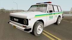 Nissan Patrol (Patrullas Colombianas) for GTA San Andreas