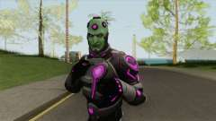 Brainiac: The Collector of Worlds V2 for GTA San Andreas