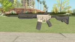 Custom P416 (Tom Clancy The Division) for GTA San Andreas