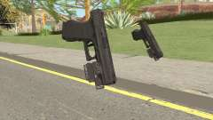 Glock 19 HQ (L4D2) for GTA San Andreas
