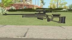 Battlefield 3 SV-98 V2 for GTA San Andreas