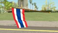 Thailand Flag for GTA San Andreas