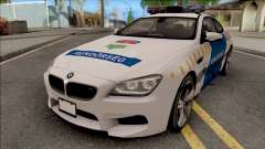 BMW M6 Magyar Rendorseg for GTA San Andreas