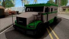 GTA V Brute Stockade for GTA San Andreas