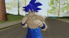 Goku Bleu for GTA San Andreas