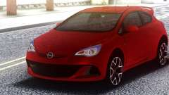 Opel Astra 2018 for GTA San Andreas