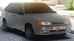 VAZ 2114 Tinted for GTA San Andreas