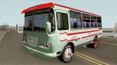 Buseta Chevrolet C30 Modificada