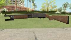 Pump Shotgun HQ (L4D2) for GTA San Andreas