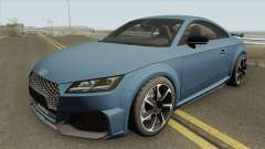 Audi TT RS Coupe 2019 for GTA San Andreas
