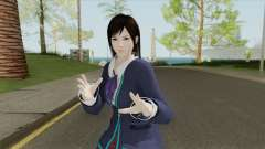 Kokoro School (Updated) Dead Or Alive 6 Costume for GTA San Andreas