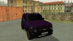 LADA Niva Bronto (ZHAROV_A_573) for GTA San Andreas