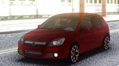 Renault Clio Red for GTA San Andreas