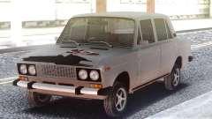 VAZ 2106 Rusty Racing for GTA San Andreas