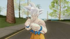 Goku (Ultra Instinct) V1 for GTA San Andreas