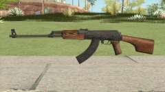 Battlefield 4 RPK for GTA San Andreas