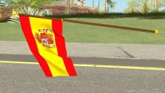 Spanish Flag for GTA San Andreas