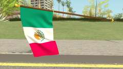 Mexico Flag for GTA San Andreas