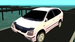 Nissan Almera Tino for GTA San Andreas