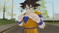 Goku Costume Logo for GTA San Andreas