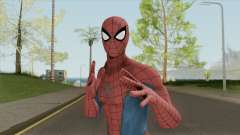 Spider-Man Suit Classic - Spider-Man PS4 for GTA San Andreas