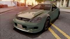 GTA IV Benefactor Feltzer IVF Style for GTA San Andreas