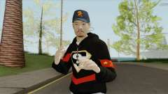 Chinese Gang Skin V2 for GTA San Andreas