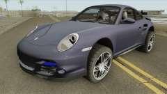 Porsche 911 Turbo IVF for GTA San Andreas