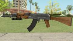 AKM HQ (L4D2) for GTA San Andreas