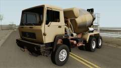 Cement Truck IVF for GTA San Andreas