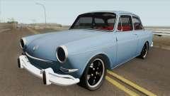 Volkswagen Notchback 1967 V1 for GTA San Andreas