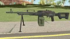 Battlefield 4 PKP Pecheneg for GTA San Andreas