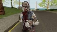 Gary Carmine Zombie (Gears Of War 4) for GTA San Andreas