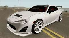 Toyota GT86 Drift Edition 2013 for GTA San Andreas