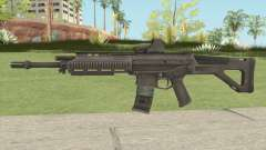 Battlefield 3 ACW-R for GTA San Andreas