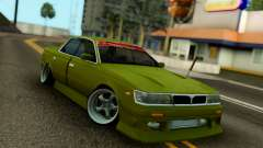 Nissan Laurel C33 Green for GTA San Andreas