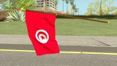 Tunis Flag for GTA San Andreas