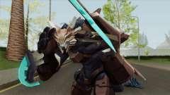 Mecha Rengar for GTA San Andreas