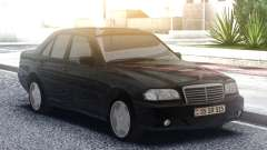 Mercedes-Benz C55 for GTA San Andreas