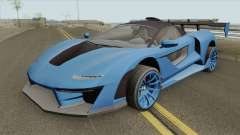 Progen Emerus GTA V IVF for GTA San Andreas