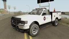 Contender LST Arrow Board GTA V for GTA San Andreas