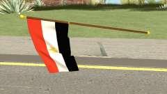 Egypt Flag for GTA San Andreas